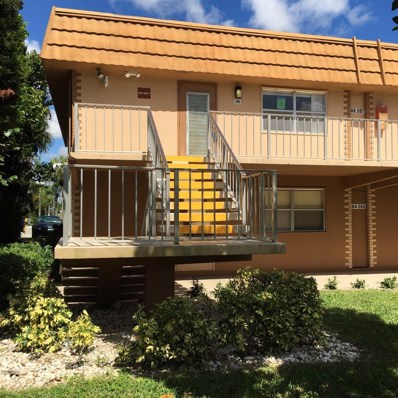 288 Brittany F UNIT F, Delray Beach, FL 33446 - MLS#: RX-10499029