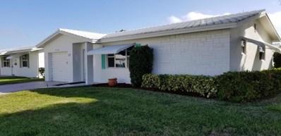 112 SW 18th Street, Boynton Beach, FL 33426 - MLS#: RX-10499112