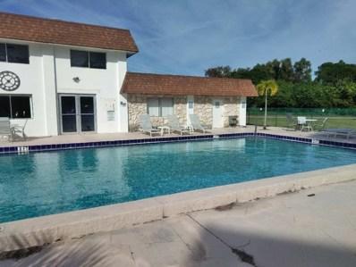 6289 Lear Drive UNIT 208, Lake Worth, FL 33462 - MLS#: RX-10499142