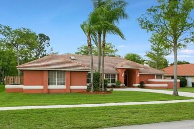 1675 Wiltshire Village Drive, Wellington, FL 33414 - MLS#: RX-10499222
