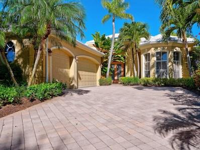 1136 Crystal Drive, Palm Beach Gardens, FL 33418 - MLS#: RX-10499310