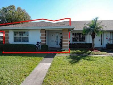 1017 Pheasant Run Drive UNIT A, Fort Pierce, FL 34982 - MLS#: RX-10499598