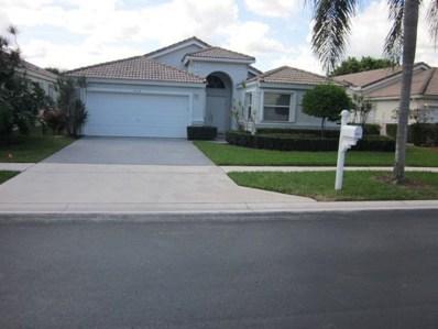 9667 Arbor View Drive N, Boynton Beach, FL 33437 - #: RX-10499604
