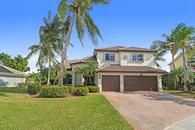 6604 Rock Creek Drive, Lake Worth, FL 33467 - #: RX-10499652