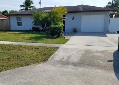 6106 Haddon Road, West Palm Beach, FL 33417 - MLS#: RX-10499712