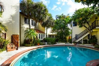 214 Chilean Avenue UNIT F, Palm Beach, FL 33480 - #: RX-10499829