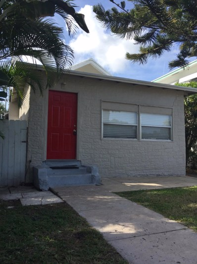 225 N K Street UNIT 1, Lake Worth, FL 33460 - MLS#: RX-10499831