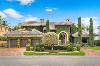 1544 Thatch Palm Drive, Boca Raton, FL 33432 - MLS#: RX-10500001