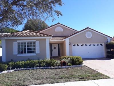 10580 Pebble Cove Lane, Boca Raton, FL 33498 - MLS#: RX-10500036