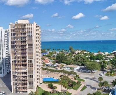 2701 N Ocean Boulevard UNIT 8b, Fort Lauderdale, FL 33308 - MLS#: RX-10500037