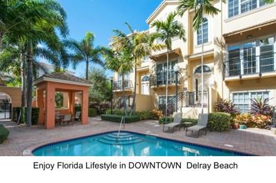 632 Renaissance Way, Delray Beach, FL 33483 - MLS#: RX-10500077