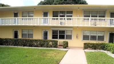 86 Windsor D, West Palm Beach, FL 33417 - MLS#: RX-10500118