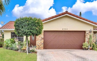 2735 NW 92nd Avenue, Coral Springs, FL 33065 - #: RX-10500138