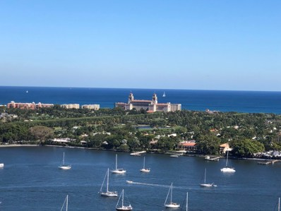 525 S Flagler Drive UNIT 27-C, West Palm Beach, FL 33401 - MLS#: RX-10500147