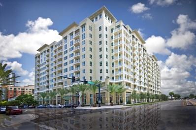 480 Hibiscus Street UNIT 812, West Palm Beach, FL 33401 - MLS#: RX-10500187
