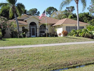 536 NW Floresta Drive, Port Saint Lucie, FL 34983 - MLS#: RX-10500206