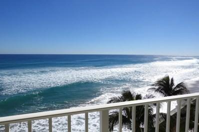 3590 S Ocean Boulevard UNIT 603, South Palm Beach, FL 33480 - MLS#: RX-10500215