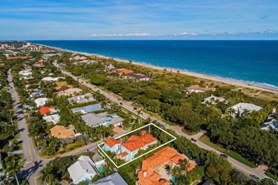 1002 S Ocean Boulevard, Delray Beach, FL 33483 - MLS#: RX-10500302
