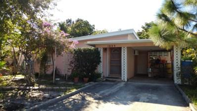 1025 N D Street, Lake Worth, FL 33460 - MLS#: RX-10500402