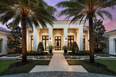 12222 Tillinghast Circle, Palm Beach Gardens, FL 33418 - #: RX-10500463