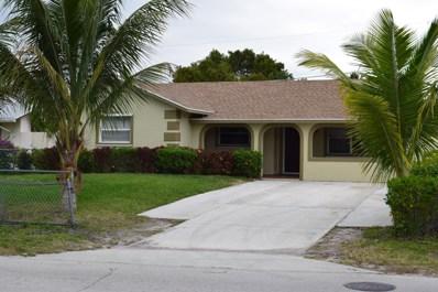 4599 Bowman Street, Lake Worth, FL 33463 - #: RX-10500476