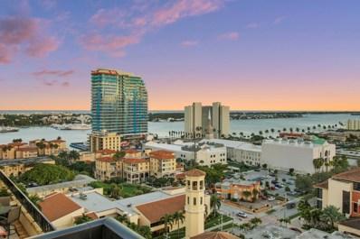 801 S Olive Avenue UNIT 1202, West Palm Beach, FL 33401 - MLS#: RX-10500479