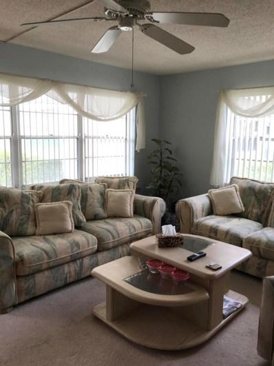 160 Windsor H, West Palm Beach, FL 33417 - MLS#: RX-10500496