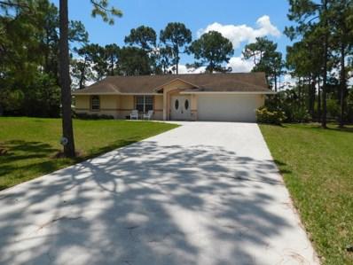 13716 74th Street N, West Palm Beach, FL 33412 - #: RX-10500517
