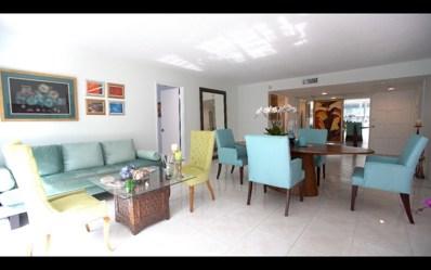 3570 S Ocean Boulevard UNIT 407, South Palm Beach, FL 33480 - MLS#: RX-10500652