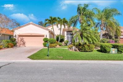 9136 Taverna Way, Boynton Beach, FL 33472 - MLS#: RX-10500699
