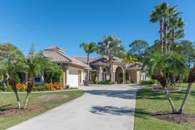 958 SW Imperial Drive, Palm City, FL 34990 - MLS#: RX-10500711