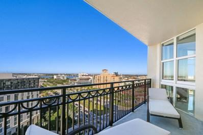 550 Okeechobee Boulevard UNIT 1611, West Palm Beach, FL 33401 - #: RX-10500716