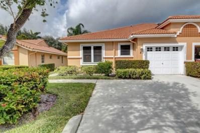 9998 Seacrest Circle UNIT A, Boynton Beach, FL 33437 - #: RX-10500768