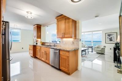 5380 N Ocean Drive UNIT 10-E, Singer Island, FL 33404 - #: RX-10500806