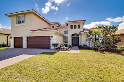 4144 Cedar Creek Ranch Circle, Lake Worth, FL 33467 - #: RX-10500833