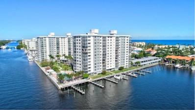 220 MacFarlane Drive UNIT 401-S, Delray Beach, FL 33483 - #: RX-10500870