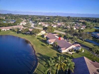 5843 Parkwalk Circle W, Boynton Beach, FL 33472 - MLS#: RX-10501102