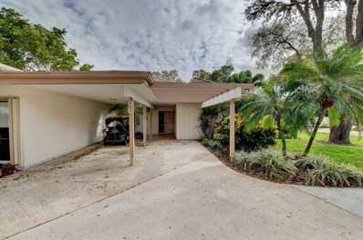 201 Bridgewood Court UNIT 201, Boca Raton, FL 33434 - #: RX-10501103