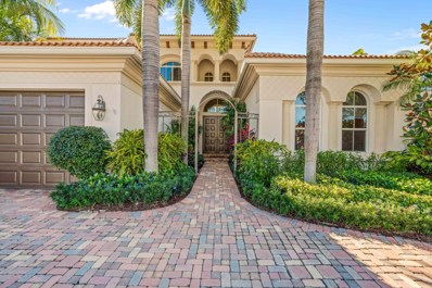 536 Les Jardin Drive, Palm Beach Gardens, FL 33410 - MLS#: RX-10501146
