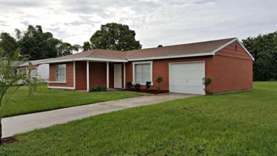 442 SW Belmont Circle, Port Saint Lucie, FL 34953 - MLS#: RX-10501394