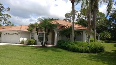 1193 SW Live Oak Cove, Saint Lucie West, FL 34986 - MLS#: RX-10501434