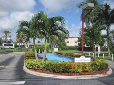 2812 Garden Drive S UNIT 203, Lake Worth, FL 33461 - #: RX-10501515