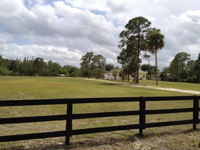 14844 Gruber Lane, Loxahatchee Groves, FL 33470 - MLS#: RX-10501572