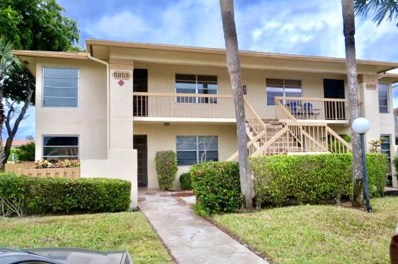 5859 Areca Palm Court UNIT B, Delray Beach, FL 33484 - MLS#: RX-10501634