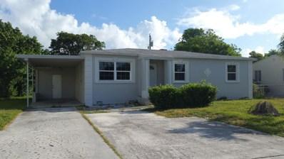 360 W 27th Street, Riviera Beach, FL 33404 - MLS#: RX-10501672