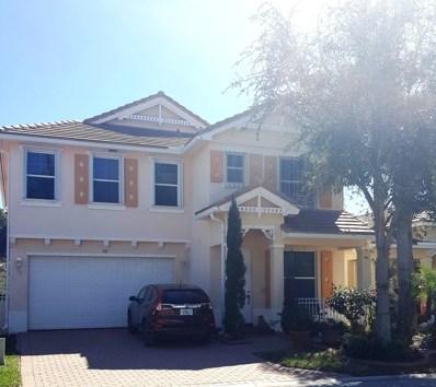 587 Belle Grove Lane, Royal Palm Beach, FL 33411 - MLS#: RX-10501730