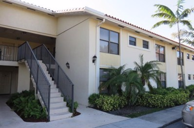 1566 Lake Crystal Drive UNIT D, West Palm Beach, FL 33411 - MLS#: RX-10501757
