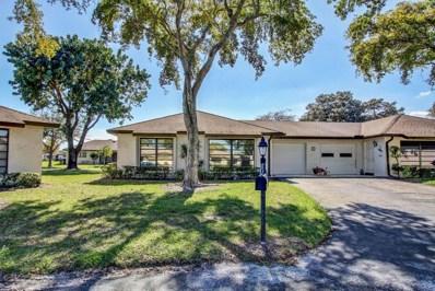 4673 Robinwood Circle UNIT A, Boynton Beach, FL 33436 - MLS#: RX-10501810