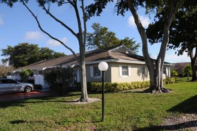 18818 Schooner Drive UNIT 11-D, Boca Raton, FL 33496 - MLS#: RX-10501869