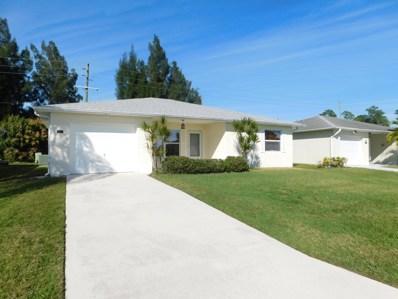 5656 Travelers Way, Fort Pierce, FL 34982 - MLS#: RX-10501943